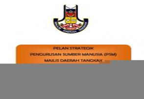 Pelan Strategik MDT